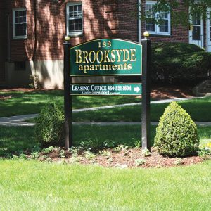 Brooksyde Welcome