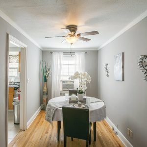 Brooksyde Apartments For Rent in West Hartford, CT Diningroom